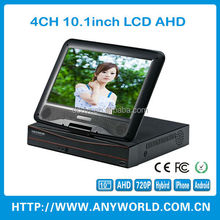 hot selling d1 economical h.264 dvr coms in china