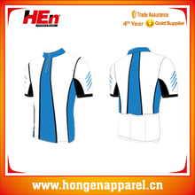 Hongen philippine quick dry cycling jersey /simple league cycliing jersey for sale