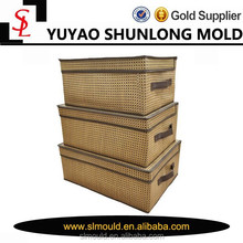 High quality /Hot sale rattan storage box with lids