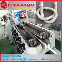 single wall corrugated pipe machine for washing machine hose