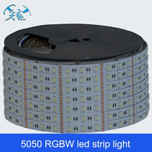 RGBW LED Strip 5050 IP20 commercial decoration