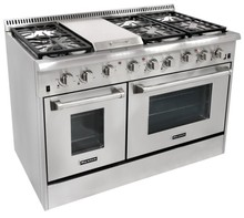 48'' Home use gas range in Cooking Ranges and Appliances