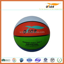 Size 7 standard size and weight custom basketball Size 7 indoor basketball