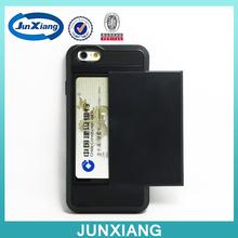 alibaba china bulk hybrid card slot case for iphone 6s