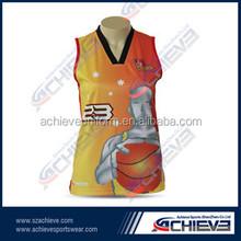 Adult Winning Streak Basketball Game Jersey