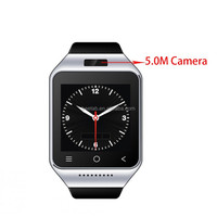 2015 Dual Core Wrist Consumer Electronics Android 4.4 Watch 3G CDMA/GSM GPS Casual Smart Watch Phone