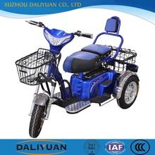 new passenger electric passenger three wheel bicycle cargo motorcycles