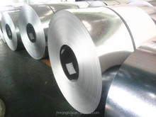 Galvanized sheet metal roofing / cold rolling galvanizing / zinc coated steel strip with top quality