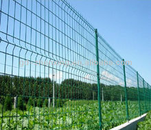 Factory direct high quality hot dipped or electric galvanized or pvc-coated fence wire mesh /fence netting