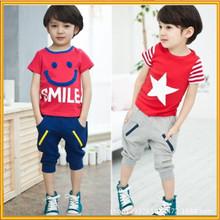 Kids Clothing Sets Children Casual Shorts Korean Summer Children Clothing SetZZJ-CO-134
