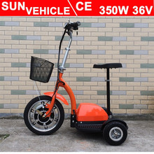 2015 electric standing up scooter 48v 500w