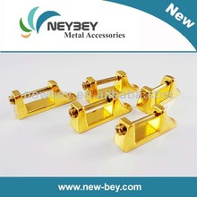 Golden Zinc Alloy Case Handle BD601 for Wooden Case