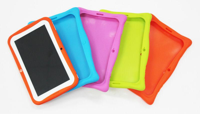 Nuevo alta calidad funda de silicona para 7 pulgadas ni os tablet pc esteras de coches ni os - Fundas de tablet de 7 pulgadas ...