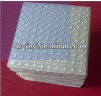 high quality furniture silicone rubber bumper feet ,silicone bumper feet with 3M adhesive