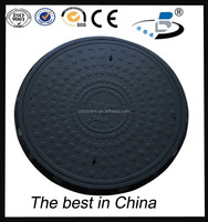PU polyurethane polymer round 600mm manhole covers