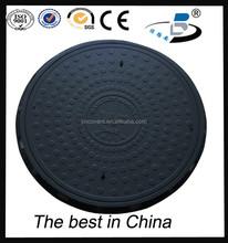PU polyurethane polymer round 600mm manhole covers