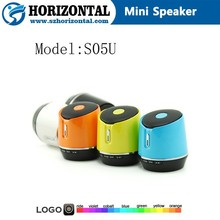 Top products hot selling portable bluetooth cara membuat speaker aktif mini