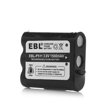 EBL Pack Replacement Cordless Phone Battery for Panasonic P511 P-P511