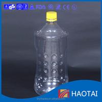 1.5L PET Plastic water bottle beverage bottle plastic packing bottle