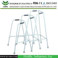 CARE aluminum walker one button folding walker disabled elderly walker