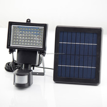 Sensor led garden solar lights
