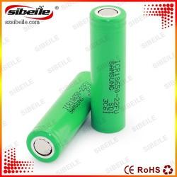 wholesale samsung 18650 2200mah samsung original lithium ion battery cell 18650 26650 battery
