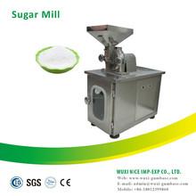 utilizzato per gomma da masticare usato zucchero a velo mulino