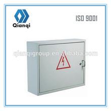 Carcasa de metal de la caja eléctrica