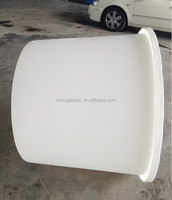 Rotomolded plastic gallon drum barrel
