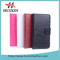 New flip PU protective leather case cover for cubot mobile phone holder