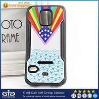 [GGIT] TPU Phone Case for Samsung S5, OEM Custom Design for customers