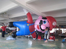 Giant 5mH Inflatable Mario PVC air Balloon