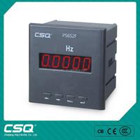 PS652F-9X1 Digital Frequency Meter LED Panel Meter