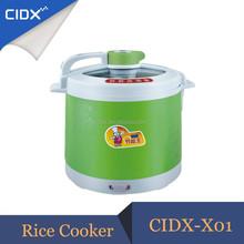 Cylinder Shape Rice Cooker Function Slow Cooker