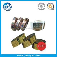 Custom 3d sticker hologram manufacturers