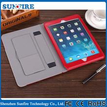 Genuine Leather Case for ipad mini, for ipad leather case