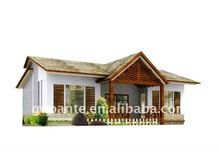 Light steel structure prefabricated houses