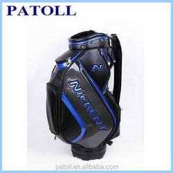 China manufactory custom nylon mini waterproof golf bag travel cover