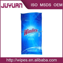 OEM Disposable glasses wipes/tissues/towels Nonwoven glasses wiping cloth