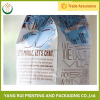 2015 product Green Packaging Optional jute bags coffee