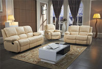 2015 living room furnitures leather sofa recliner sofa sets with low price