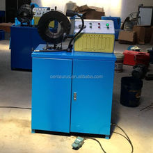 Hot selling hydraulic hose clamping machine for factory and individual with good price