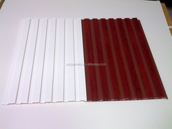 top quality sound proof materials cheap pvc plastic board for wall, plastic shower panel