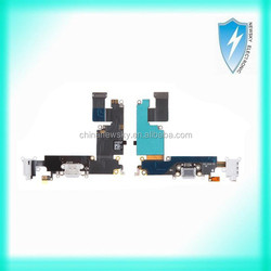 Charging port Flex For Iphone 6 , For Iphone 6 Dock Flex Cable , For IPhone 6 Repair Parts