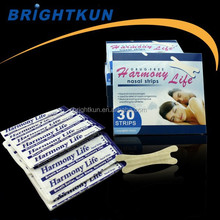 Hot products & health care products! Anti snoring nose strips, stop snoring nasal strips for better breathe & sleep well