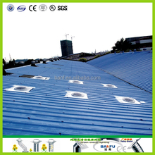 sun tunnel , Blue,Red,clear,green, opal, brown, grey,colored zinc roofing sheet