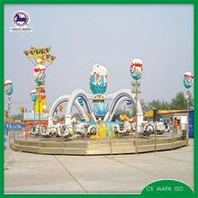 amusement ride theme park family rides big octopus ride for sale