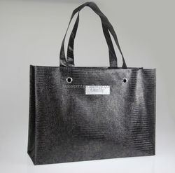 New design promotion non woven fabric foldable shopping bag