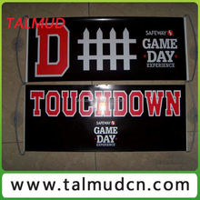 Printed Type Retractable Scroll Banner Sports Scrolling Banner