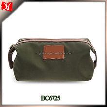 waterproof nylon toiletry bag mens shaving kit bag custom travel toilet bag